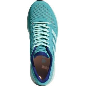 adidas Adizero Boston 7 Running Shoes Women Hi-Res Aqua/Clear Mint/Mystery Ink